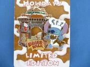 Disney Gingerbread Pin