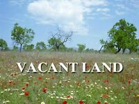 Beautiful 7.23 Acre Lot for Sale