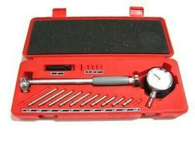 2 - 6 Bore Gage Dial Set .0005 With Case Gauges Gages