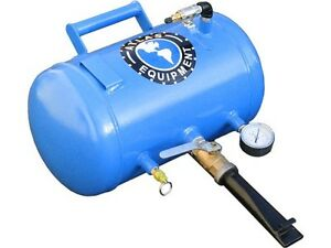 ATLAS Tire Bead Seater Air Blaster Inflator 5 Gallon - CLENTEC London Ontario image 1
