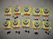 Spongebob Plush Lot