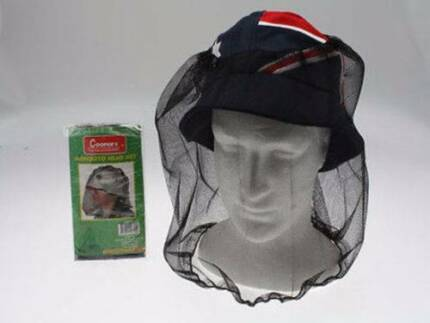 Coopers Mosquito Head Net