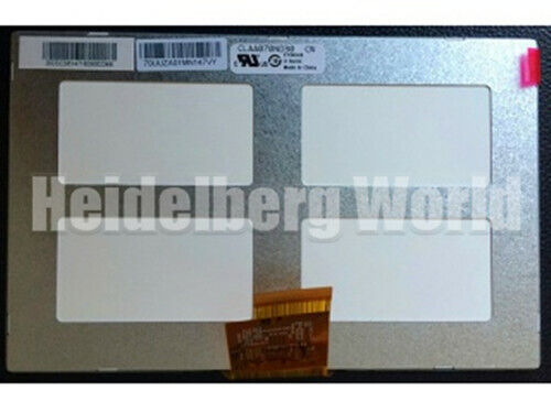 New LCD Panel CLAA070ND30CW  7inch With 90 days warranty