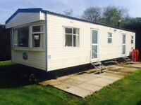 Ready to rent caravan for sale in highly sought after leisure park in Skegness