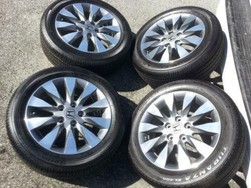 Honda Civic Rims Tires Ebay