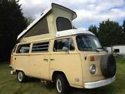 VW camper 4 Berth
