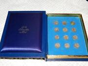 Franklin Mint Medals