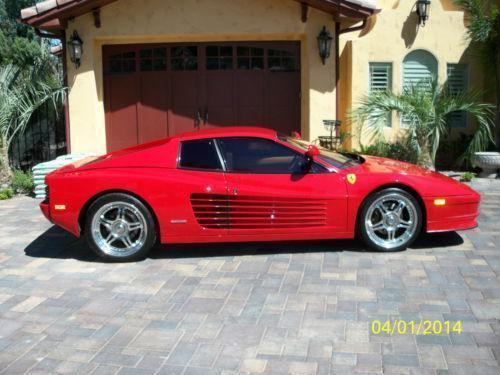 Ferrari Testarossa  eBay