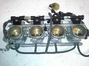 Hayabusa Throttle Bodies