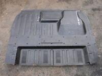 MK6 Ford Transit Steel Bulkhead