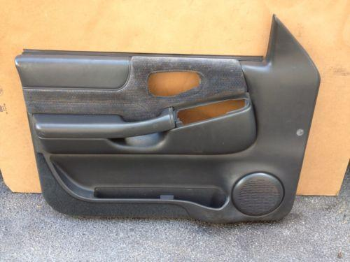 99 Chevy Blazer Door Panel Ebay