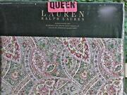 Queen Sheet Set Pattern