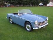 MG Midget Manual