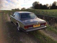 1982 Rolls Royce Silver Spirit - ex fleet car