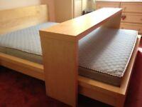 Overbed / Breakfast / Side Table - Bedroom (IKEA)