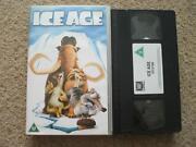 Ice Age VHS