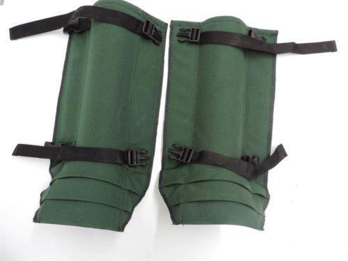 Snake Gaiters Sporting Goods Ebay
