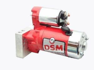 Chev Gear Reduction Mini Starter Motor Hi Torque 3HP