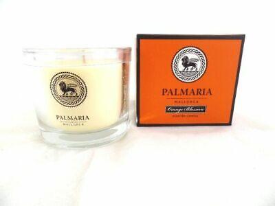 Palmaria Duftkerze 130 g Orange Blossom Mallorca - Orange Blossom Duft
