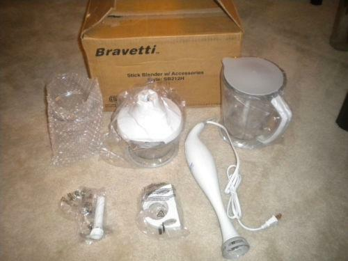 Bravetti Food Processor Ebay