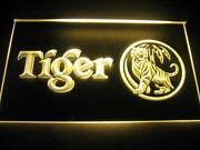 Tiger Beer Sign