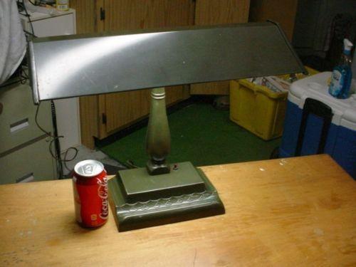 Vintage Fluorescent Desk Lamp Ebay