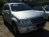 Breaking Mercedes Benz W163 ML Class ML270 2.7 CDI AMG for car parts spares