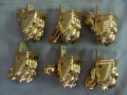 Brass Furniture Feet