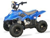 110cc kids mini ATV 4 wheeler Tao Tao