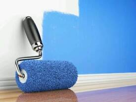 D.P Paint and Decorating services.