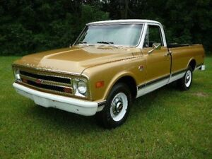 WANTED: any year Chevy/gmc c-10