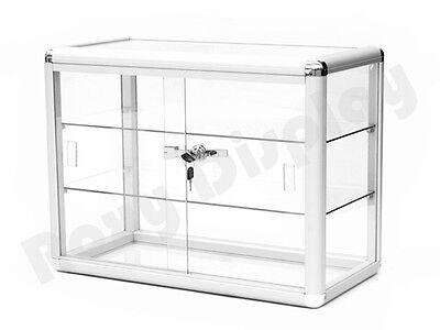 Glass Countertop Display Case Store Fixture Showcase  Sc Kdtop