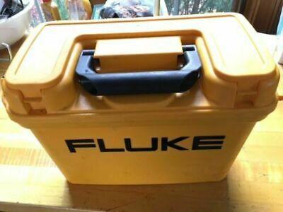 Fluke Ti10 Ti 10 9hz Thermal Imaging Infrared Camera Charger Hardsoft Case