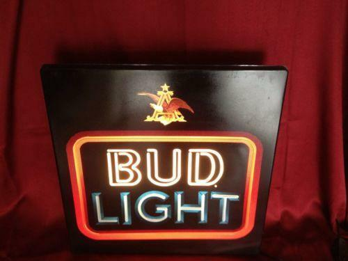 Busch Light Sign Ebay