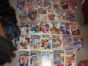 Sonic x Comics