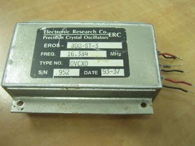 Erc Microwave Rf Crystal Oscillator 16 Mhz Ocxo Tested