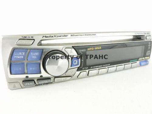 Alpine Cda 9807  Vehicle Electronics  U0026 Gps