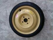 Honda Jazz Space Saver Wheel