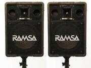 Ramsa Speakers