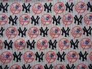New York Yankees Cotton Fabric