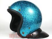 Metalflake Helmet