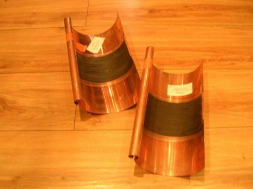 dachrinne 6tlg regenrinnen zubeh r ebay. Black Bedroom Furniture Sets. Home Design Ideas