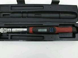 Snap on 3/8 digital torque wrench