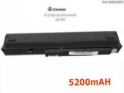 Batería para Acer Aspire One BLACK ZG5 SERIES UM08A31 UM08A71 UM08A72 UM08A73