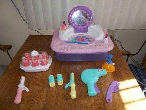 Little Tikes Beauty Salon Vanity Ebay