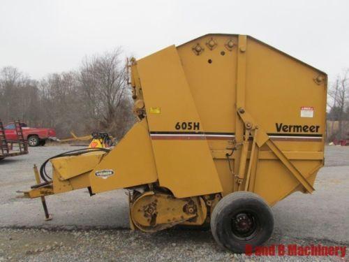 Vermeer 504h hay baler manual