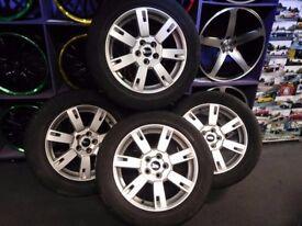 "Land Rover Discovery Range Rover 19"" Alloys & Tyres"