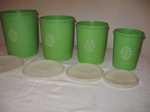 Apples Kitchen Canister Sets