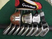 TaylorMade Complete Club Set