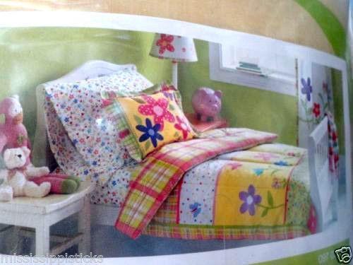 Happy Flower Bedding Ebay